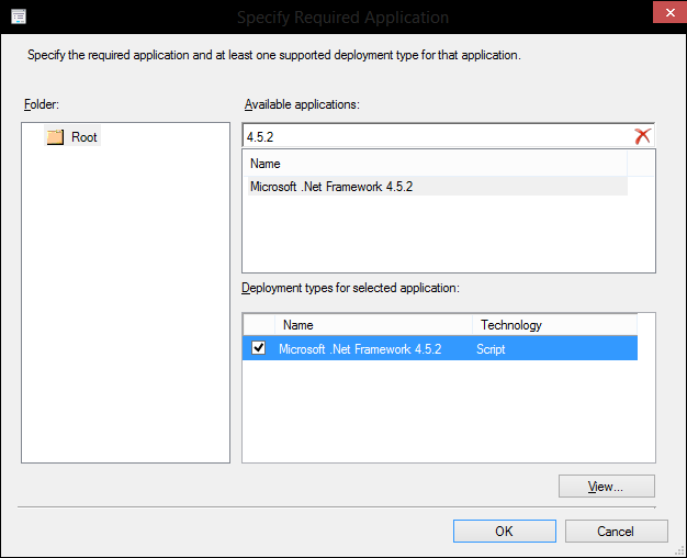 .NET Framework 4.5 Application