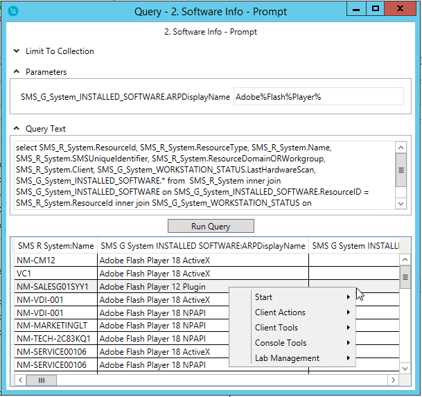 Recast Query Tool simplifies ConfigMgr data retrieval