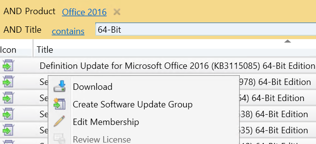 Maintaining Your Office 2016 Installation Source – The Now